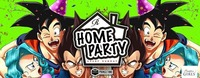 Home Party - Dragonball Z@Ride Club