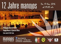 12 Jahre Manolos@Manolos