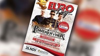 1 Euro Party mit den Powerkryner live on Stage@Disco P2