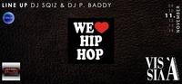 WE LOVE HIP HOP vol. 5@Vis A Vis