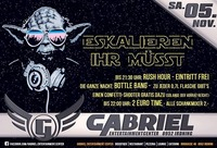 Eskalieren Ihr müsst!@Gabriel Entertainment Center