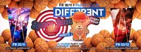 FR 18/11 - Space Jam meets Different at Palffy Club@Palffy Club
