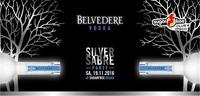 Silver Sabre Party by Belvedere@Sugarfree