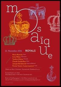 "Mosaїque präsentiert: ""Royals""@Brick-5"