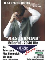 Such a SWINGING Good Time - Kai Peterson & Alex Ehrenreich Big Band in Concert@Reigen