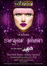 Sugar Plum/DJ daKaos@Salzbar