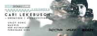 CRAZY Special & 1 Jahr Donauwelle: Cari Lekebush@FLEX