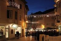 Weihnachtsmarkt – Mercatino di Natale – Christmas market@Feriengebiet Schlanders-Laas / Area vacanza Silandro-Lasa / Holiday area