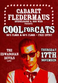 COOL FOR CATS - The Edwardian Devils live@Cabaret Fledermaus
