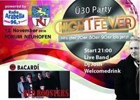 Nightfever - Die Ü30 Party@Forum Neuhofen