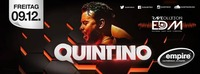 Quintino pres. by RAVEolution EDM@Empire St. Martin