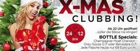 Hl. Abend X-Mas Clubbing - Süsser DIE BÄSSE NIE Klingen@Bollwerk
