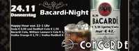 Bacardi-Night@Discothek Concorde