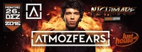 Atmozfears presented by Nightmare - the hardstyle club attack!@Lusthouse