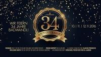 34 Jahre Badwandl@Nightzone Zillertal