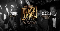 HELLO 2017 - BLACK LABEL SiLVESTERPARTY@Republic