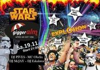 STAR WARS Explosion Vol. 3@Giggeralm