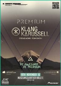 Premium presents Klangkarussell@Museumsquartier