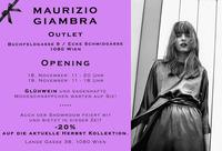 Maurizio Giambra - Outlet Opening@Maurizio Giambra Outlet