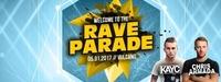 Welcome to the Raveparade@Vulcano