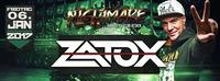 ZATOX live! Nightmare hardstyle club attack _ empire St.Martin@Empire St. Martin