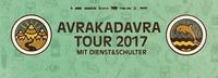 Goldroger in Salzburg · Rockhouse: Avrakadavra Tour 2017