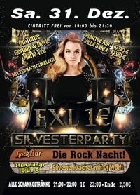 EXL 1€ Silvesterparty@Excalibur