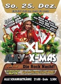 EXL Sexy X-Mas@Excalibur