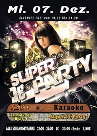 Super 1€ Party@Excalibur