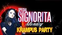 Special Signorita Monday Krampus Party@Rossini