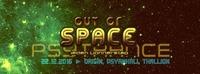 Out Of Space Psytrance Club // Do 22.12. Weberknecht@Weberknecht