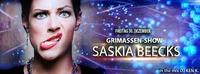 Grimassen-Show mit Saskia Beecks@Excalibur