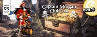 Captain Morgan Club Tour@Evers
