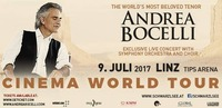 Andrea Bocelli - Cinema World Tour - Linz@Schwarzl See