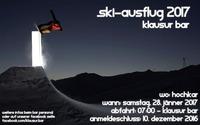 Klausur Bar - Ski Ausflug 2017@Klausur Bar