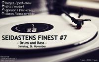 Seidastens Finest #7 @Klausur Bar@Klausur Bar