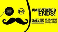Movember@Merano Bar Lounge