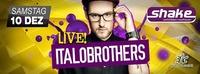 Italobrothers live meets Captain Morgan Tour@Shake