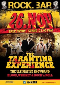 The Tarantino Experience@rock.Bar