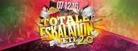Totale Eskalations Party 2.0 / Sterzing@Derby Club & Restaurant