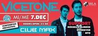 Vicetone@Club Max