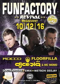 FunFactory Revival | Megaevent - Floorfilla & Rocco@CLUB 34