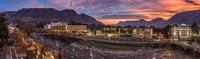 Eröffnung Weihnachtsmarkt Meran@Meran, Trentino-Südtirol, Italien