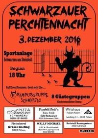 Schwarzauer Perchtennacht@Sportanlage Schwarzau am Steinfeld