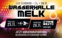 Das Clubbing - Wasserhalle Melk@Wasserhalle - Die Clubbing Location in Melk