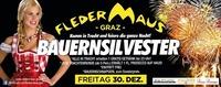 Bauernsilvester!@Fledermaus Graz