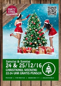 Christkindl Weekend@Partystadl