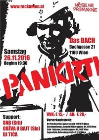 Pankrti / Gužva u bajt / SNB@dasBACH