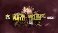 Inventur Party Vs. Birthday Bash Nov Dezember@Praterdome
