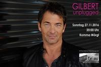 Gilbert unplugged@Komma